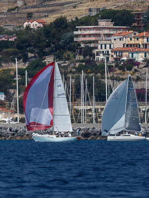 Regata West Liguria a Sanremo
